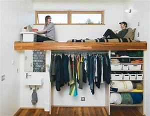 Bett Schlafsack Für Erwachsene : raum unter dem hochbett nutzen hochbett f r erwachsene ~ Bigdaddyawards.com Haus und Dekorationen