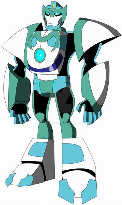 Transformers Animated Prime Micronus Deviantart Primes Solus