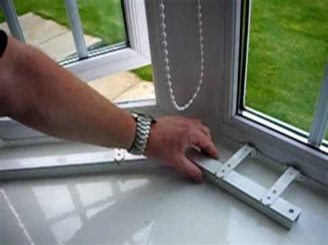 bay window curtain rod how to measure an angled bay window or conservatory when