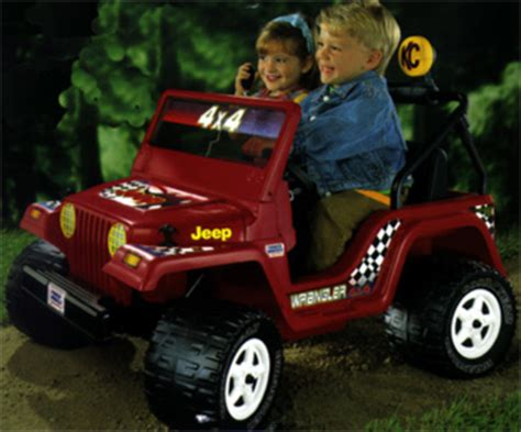 power wheels jeep 90s 90s flashback a countdown of 30 presents that kids asked