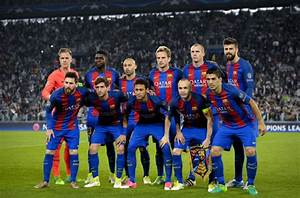 FC Barcelona host Juventus in the Champions League Quarter ...