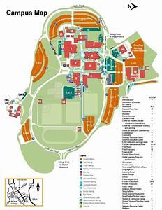 Skyline College Map