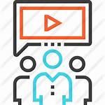 Marketing Icon Viral Icons Premium Promotion Communication