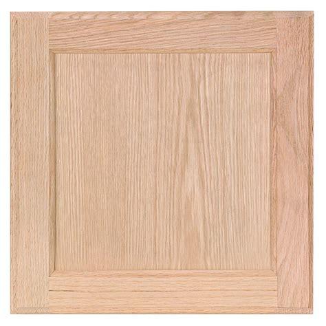 1275x1275 In Cabinet Door Sample In Unfinished Oak