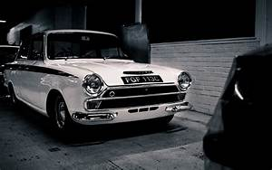 Black and white photography retro ford garages classic ...
