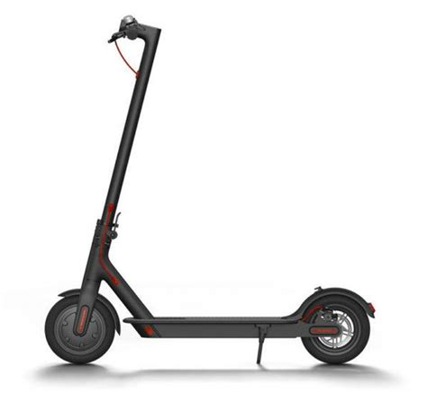 mi electric scooter xiaomi launches mi electric scooter with portable design