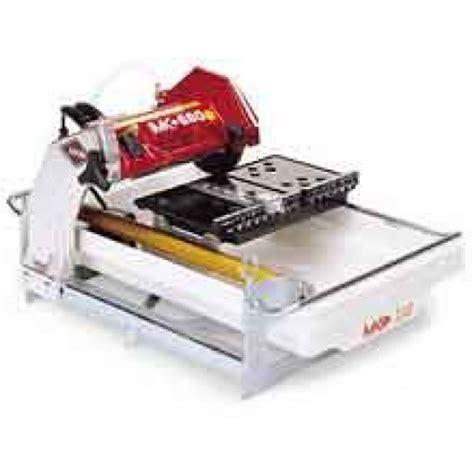 mk diamond 153330 mk 660 3 4 hp wet cutting tile saw