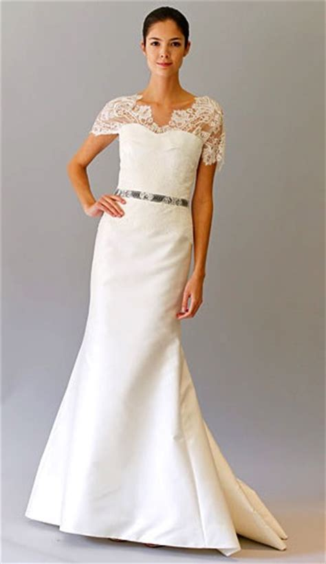 chees blog simple  modern wedding dresses