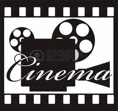 Cinema Clipart Theater Clip Movies Cartoon Vector