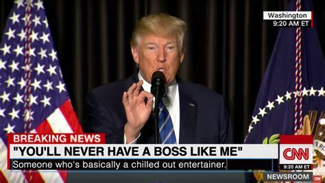 Trump CNN - Make your own CNN breaking news headlines for ...