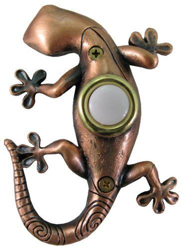 companys coming dbz  gecko bronze doorbell cover