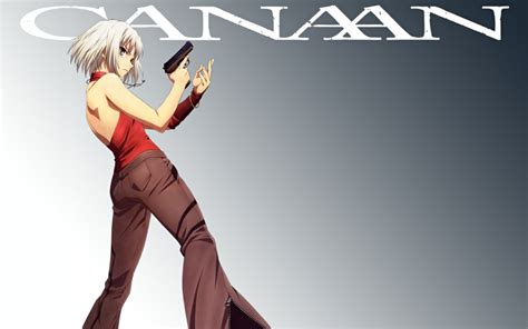 Canaan Anime Wallpaper - canaan wallpapers hd