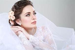 hochzeitskleider brautkleider portrait of beautiful wedding dress wedding decoration aura salon