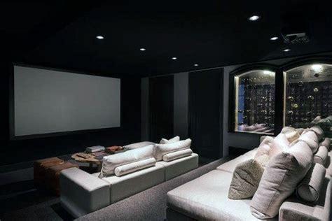 home theater design ideas  men  room retreats
