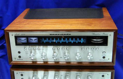 marantz 2270 | Marantz Model 2270 | A SOUND IDEAL ...