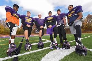 Troy High football propelled by offensive line - Times Union