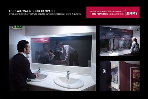 Two Way Mirror Bathroom by 18 Best Bathroom Advertising Images On