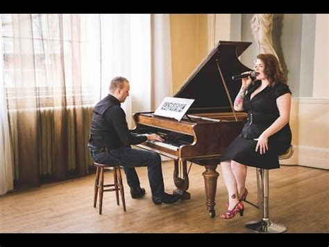 strawberry letter duo wedding singer piano  vocal