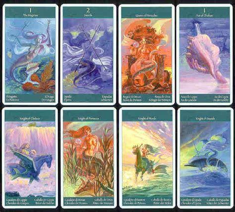 Mermaid Tarot Deck