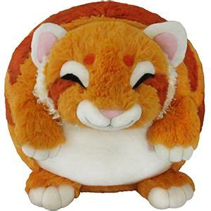 Squishable Golden Tiger Lovely Gold Red Big Cat For