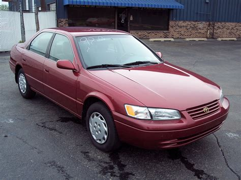 1998 Toyota Camry  Overview Cargurus