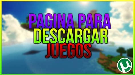 Descargar y ver estrenos de series y pelis torrent gratis en español. PAGINA para DESCARGAR JUEGOS de PC vía Torrent 2017 | Dead Extreme|Tutorial - YouTube