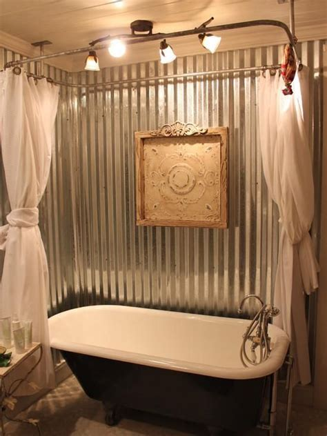 clawfoot tub bathroom ideas attractive clawfoot tub bathroom ideas 2 corrugated
