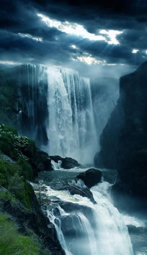beautiful waterfall landscapes best 25 beauty planet ideas on pinterest makeup brush guide types of brushes and ultimate