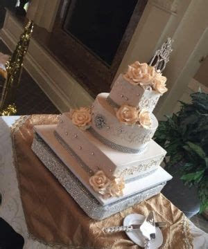 palermos spring wedding cakes images  pinterest
