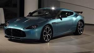 Aston Martin Zagato V12  U0026 Vanquish 2012