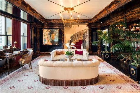 iconic central park penthouse   plaza  lavish