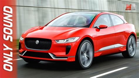 New Jaguar Ipace Concept 2017  First Test Drive Only