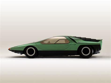 Alfa Romeo Carabo by Alfa Romeo Carabo 1968 Concept Cars
