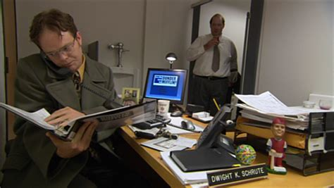 Dwight Standing Desk Episode by The Switched At Birth Conspiracy Files Episode 1