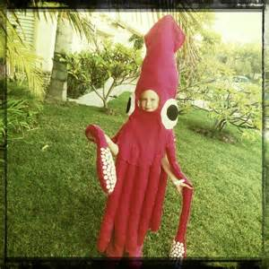 Giant Squid Halloween Costume