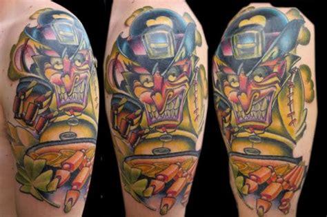 leprechaun tattoos
