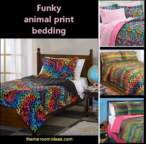 Animal Print Bedroom Decor by Decorating Theme Bedrooms Maries Manor Animal