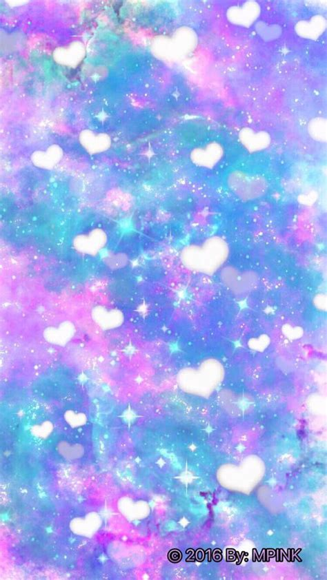 We have 68+ amazing background pictures carefully picked by our community. Cute Bokeh Hearts Galaxy Wallpaper | Wallpapers | Pinterest | Wallpaper and Wallpaper backgrounds