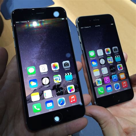 iphone 6 plus on on with iphone 6 and 6 plus which one should you