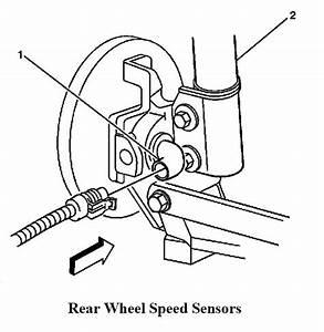 2006 Buick Lacrosse Cxl Right Rear Brake Assembly Diagram