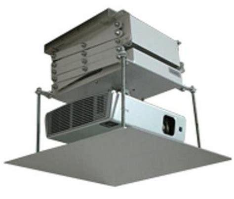 ceiling projector mount motorized montaje motorizado techo proyector montaje