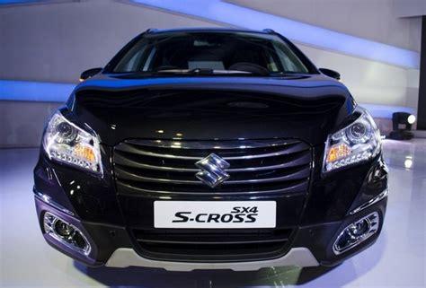 2014 Maruti Suzuki Sx4 Scross Review  Top Speed