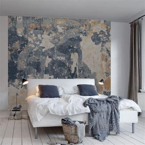 papier peint trompe l œil mur en b 233 ton color 233 rebel walls