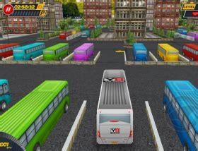 jeu bus parking  world gratuit sur jeuxcom