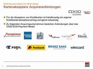 Payment Solution Rechnung : eos payment modul f r oxid esales ~ Themetempest.com Abrechnung