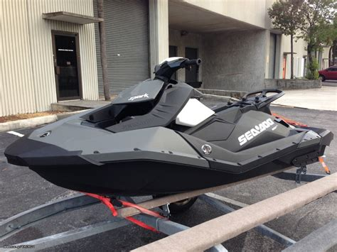 Inflatable Boats For Sale Black by Supertoys Gt Gt Stock 20007 Jet Ski Sea Doo Spark 2014
