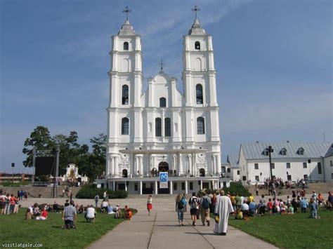 Aglonas bazilika - Vasals Latgolā