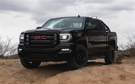 gmc sierra   terrain  crew cab wallpapers