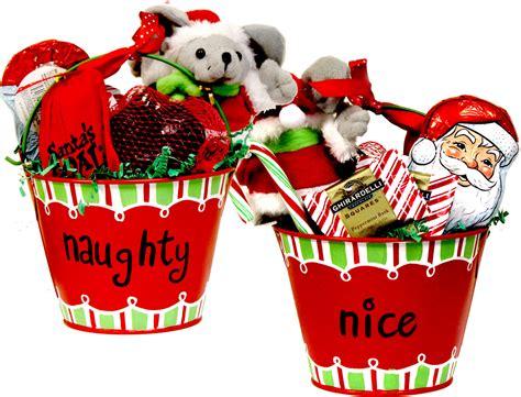 Naughty Or Nice Christmas Candy Gift