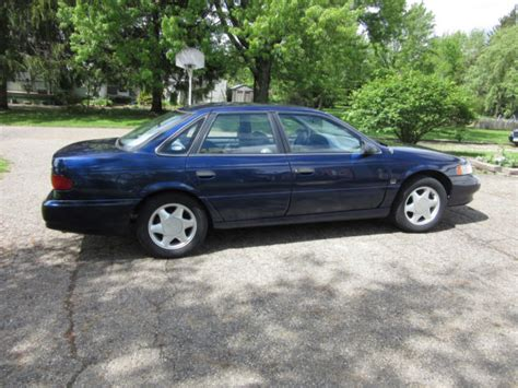 manual cars for sale 1992 ford taurus navigation system 1992 blue ford taurus sho 5 speed manual in ne ohio excellent condition classic ford